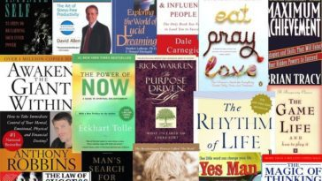 Top 10 Best Personal Development Books to Read Regularly