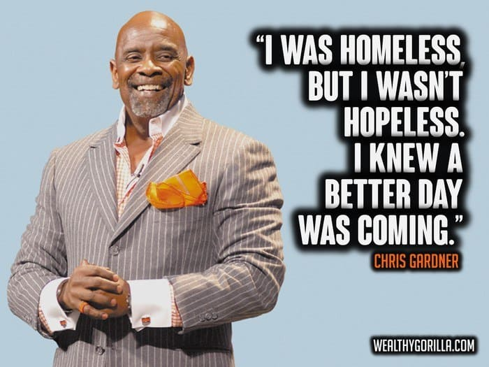Chris Gardner Picture Quotes (2)