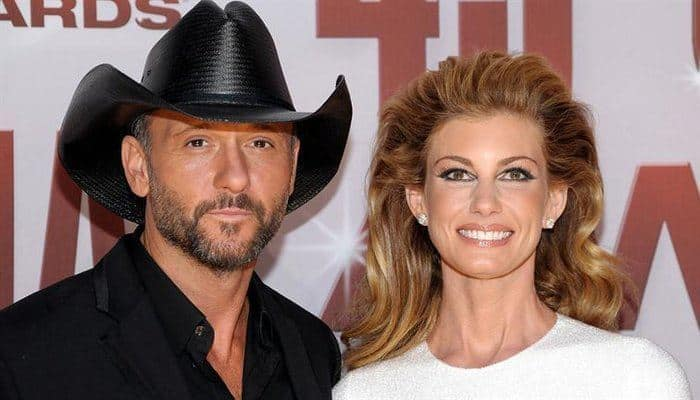 Faith Hill & Tim McGraw Net Worth - Richest Celebrity Couples