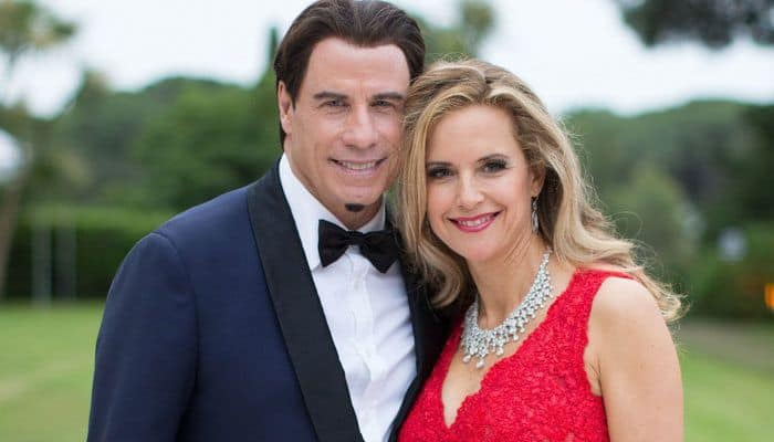 John Travolta & Kelly Preston Networth - Richest Celebrity Couples