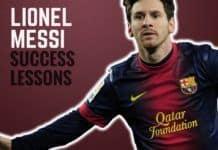 Lionel Messi's Success Lessons