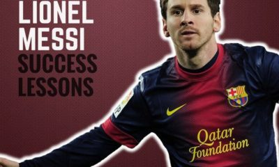 Lionel Messi's Success Lessons