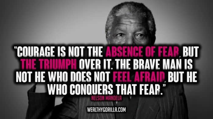 77 Greatest Nelson Mandela Quotes of All Time | Wealthy Gorilla