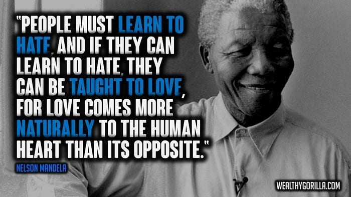 Nelson Mandela Quotes 77 Greatest Nelson Mandela Quotes of All Time | Wealthy Gorilla Nelson Mandela Quotes