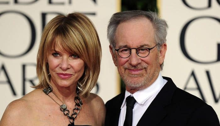 Steven Spielberg & Kate Capshaw Networth