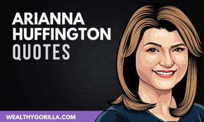 39 Fearless Arianna Huffington Quotes