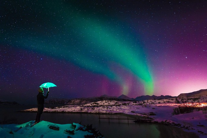1 Northern Lights - Somewhere In Norway