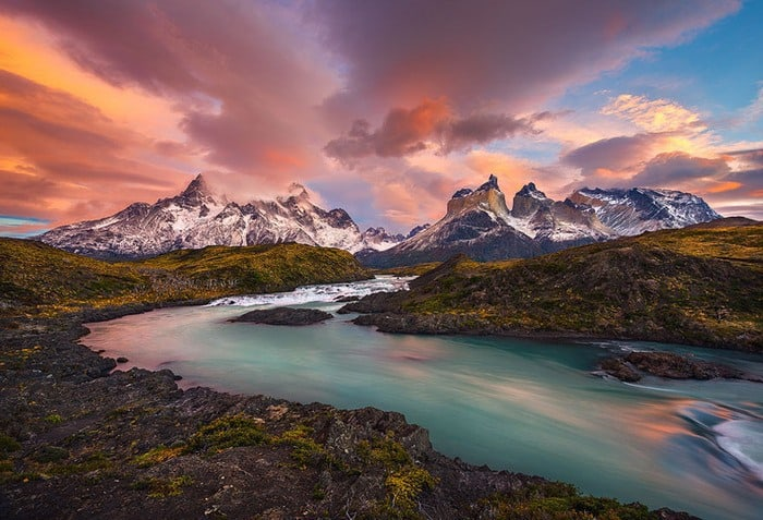 16 Candy in the Sky – Patagonia Chile