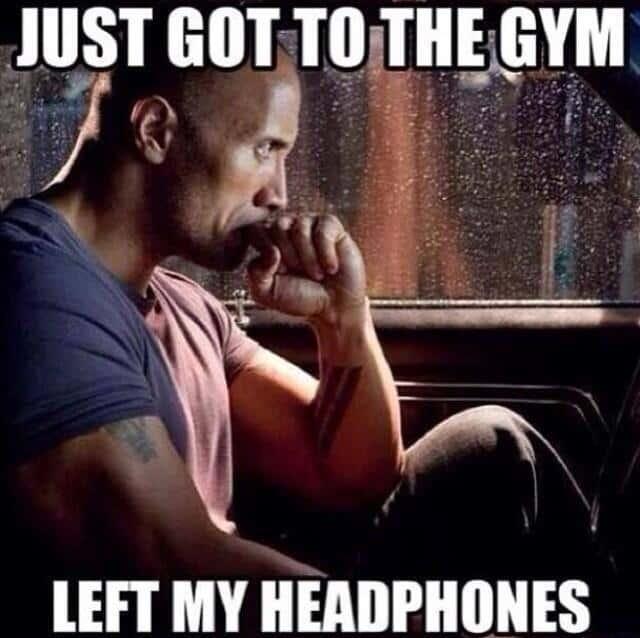 Gym Motivation Meme