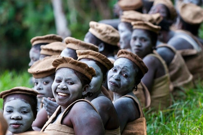 22 Tata Honda Women Preparing for a Ceremony – Democratic Republic of the Congo