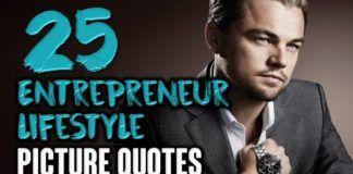 25 Entrepreneur Lifestyle Picture Quotes