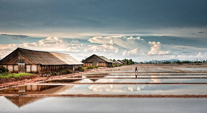 31 Salt Fields – Kampot Cambodia