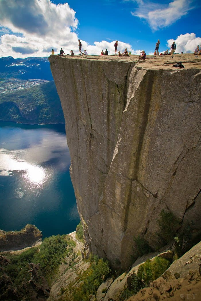 33 Preacher's Pulpit – Preikestolen Norway