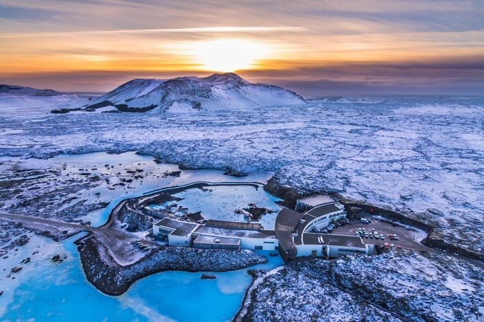 38 Blue Lagoon Spa, Iceland