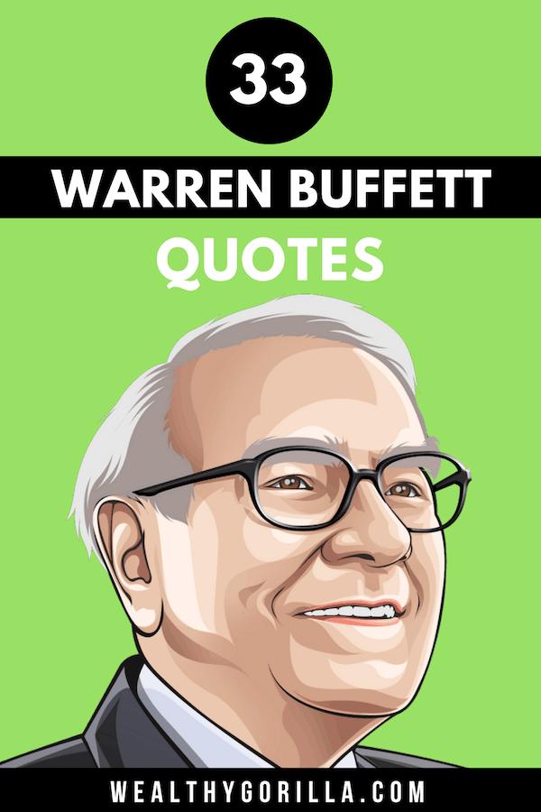 30 Warren Buffett Quotes Pin 2
