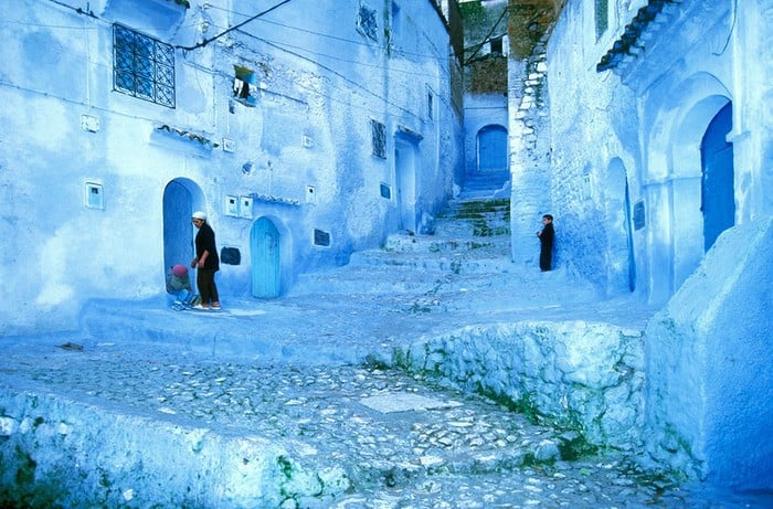 44 The Blue City – Chefchaouen Morocco