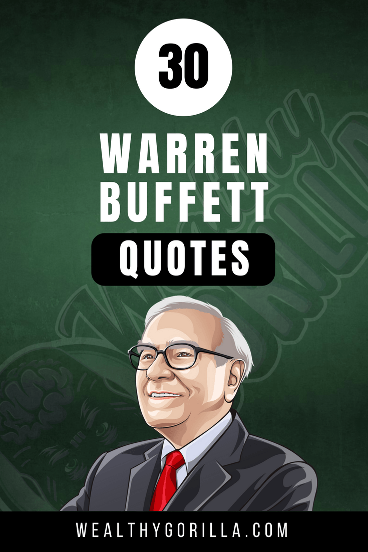 30 Warren Buffett Quotes Pin 3