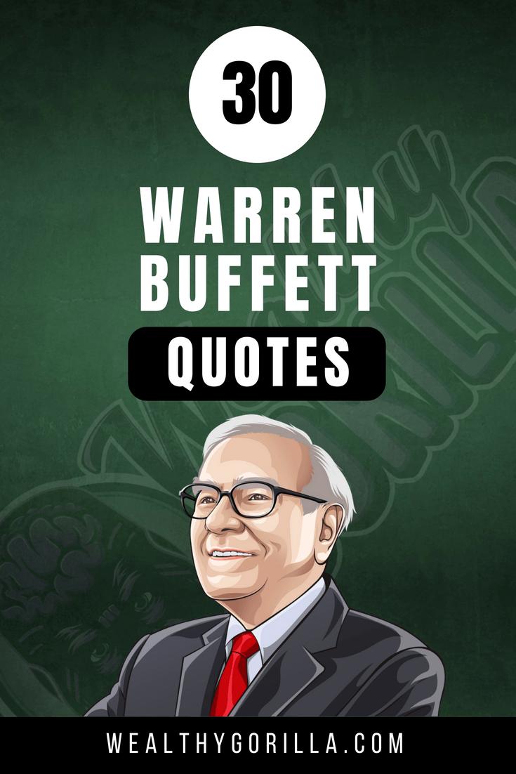 30 Warren Buffett Quotes Pin 3