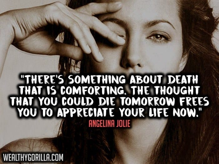 Angelina Jolie Picture Quote (4)