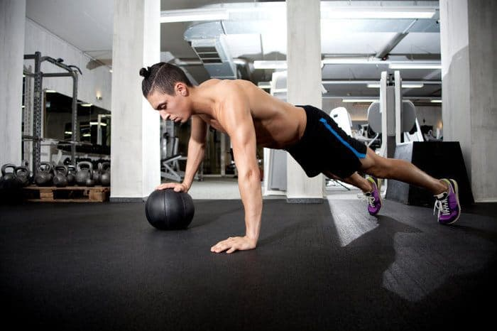 Best Bodyweight Exercises For Your Chest & Triceps