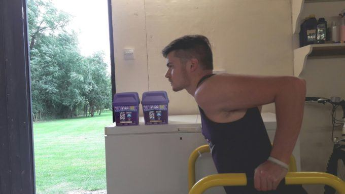 Bodyweight Workouts - EAS Challenge 2