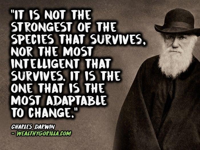Charles Darwin Quotes (1)
