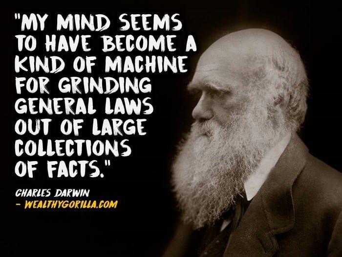 Charles Darwin Quotes (2)