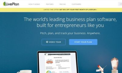 LivePlan Review – The Best Business Plan Software