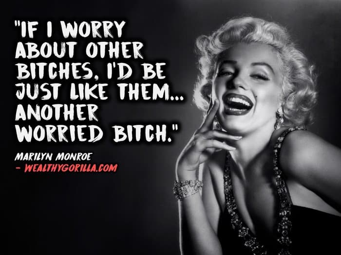 35 Inspiring Marilyn Monroe Quotes Sayings Wealthy Gorilla