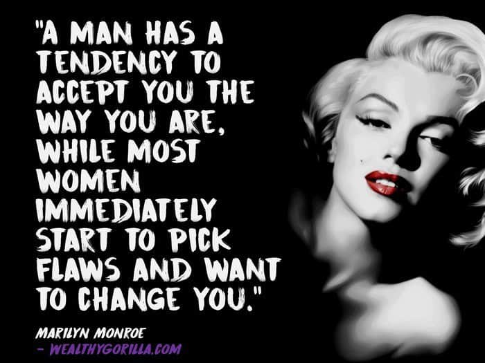 Marilyn Monroe Quotes (3)