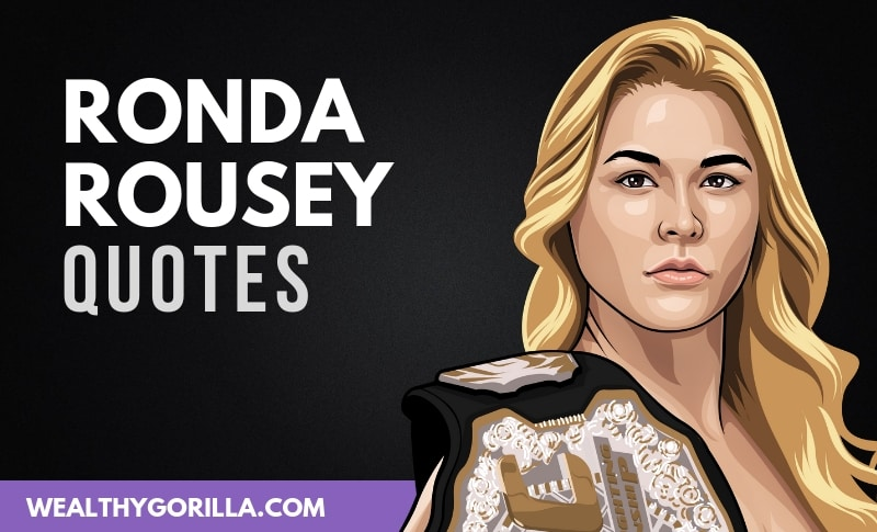 The Best Ronda Rousey Quotes