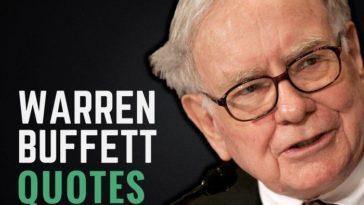 The Best Warren Buffett Quotes