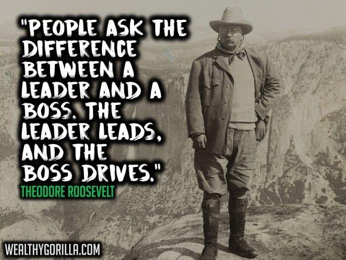 Theodore Roosevelt Quotes (1)