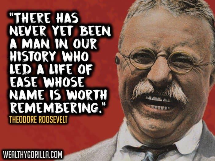 Theodore Roosevelt Quotes (2)