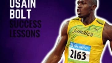 Usain Bolt Success Lessons