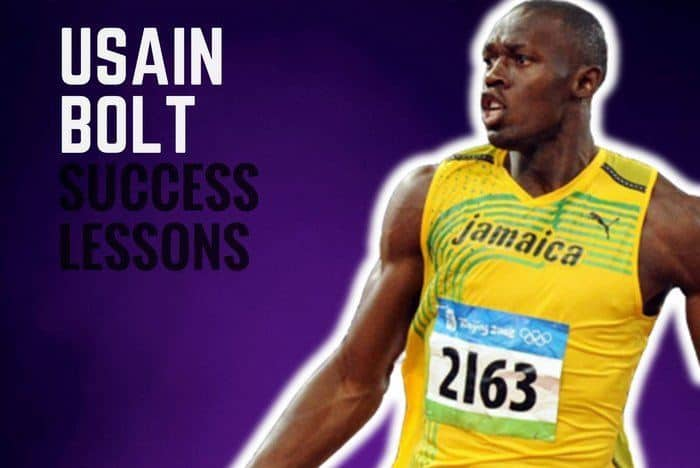 Usain Bolt Success Lessons