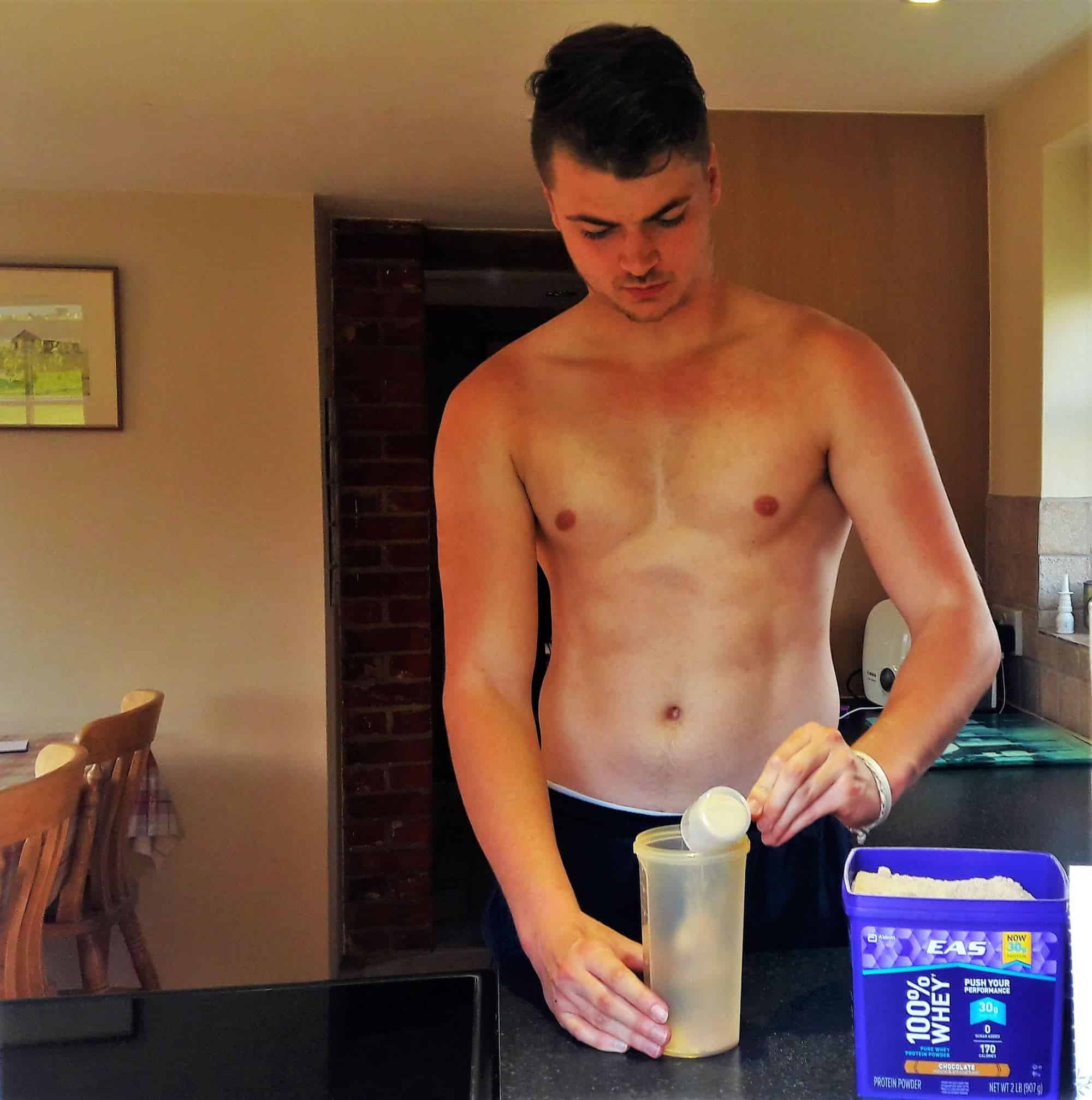 Protein - Building Muscle Mass