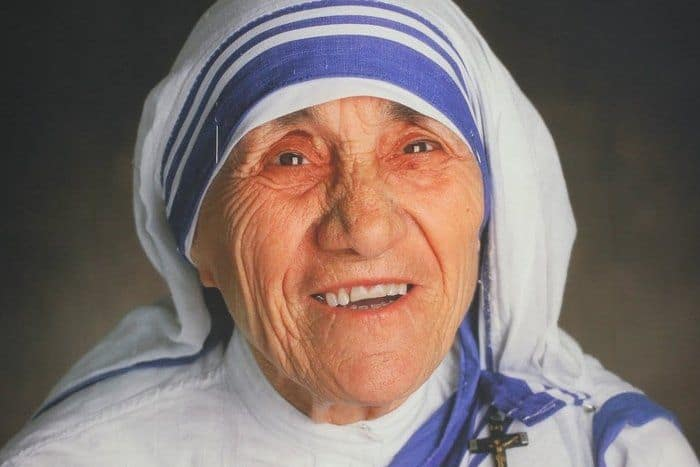29 Inspirational Mother Teresa Quotes