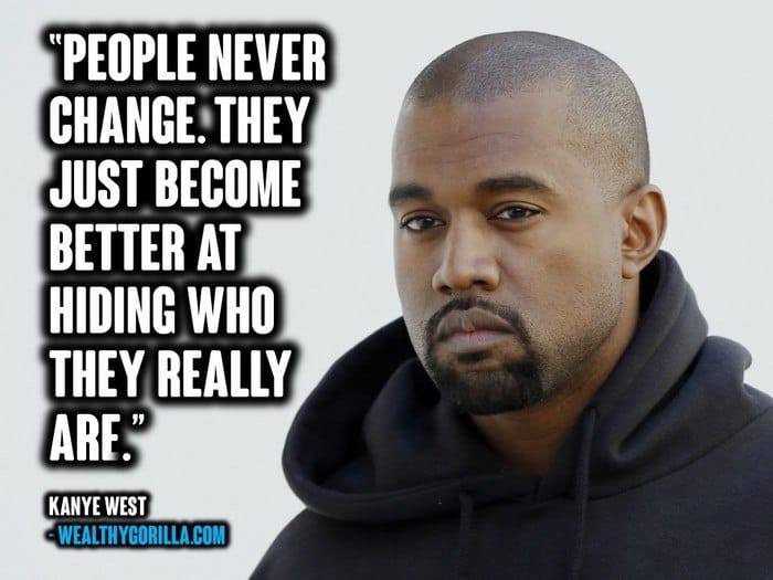 Kanye west celebrity haters