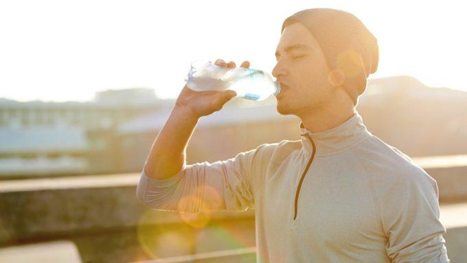 Not Drinking Enough Water - Losing Weight
