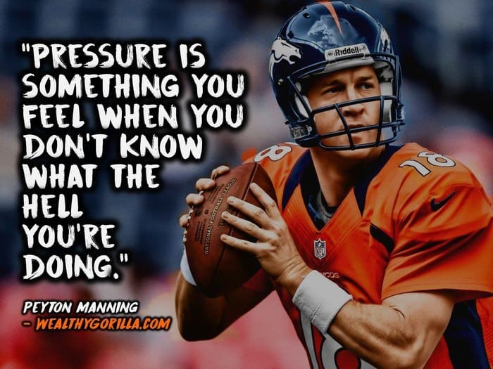 Peyton Manning Picture Quote 1