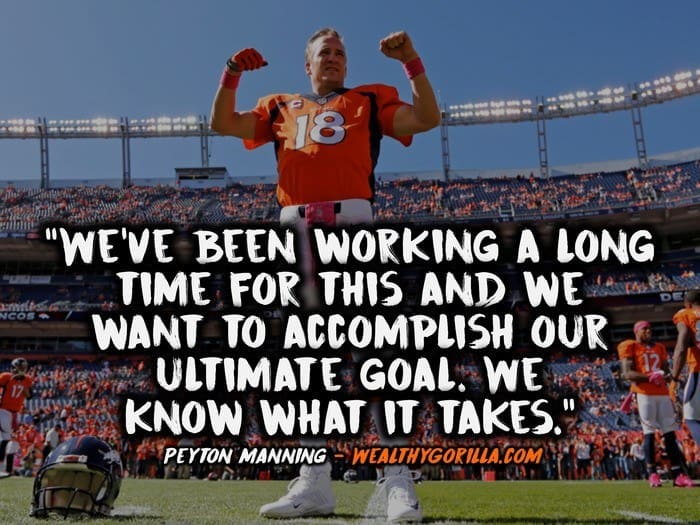 Peyton Manning Picture Quote 2