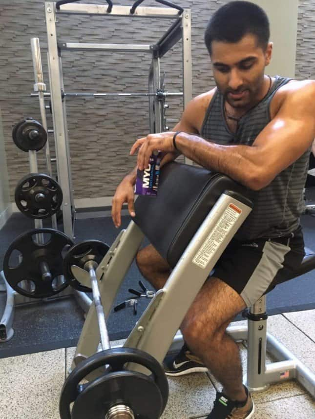 Rest Times - Building More Muscle