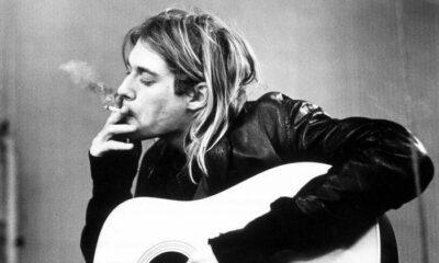 26 Inspirational Kurt Cobain Quotes