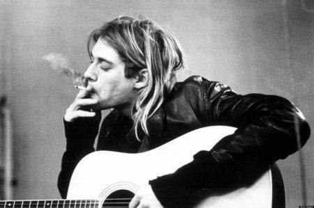 Image result for kurt cobain popular photo