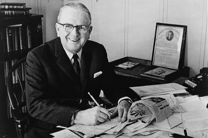 55 Inspirational Norman Vincent Peale Quotes