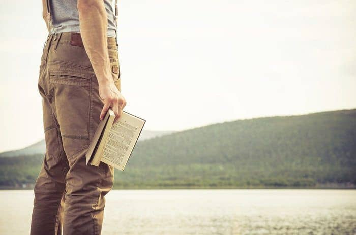 6 Reasons to Read A Book Every Month