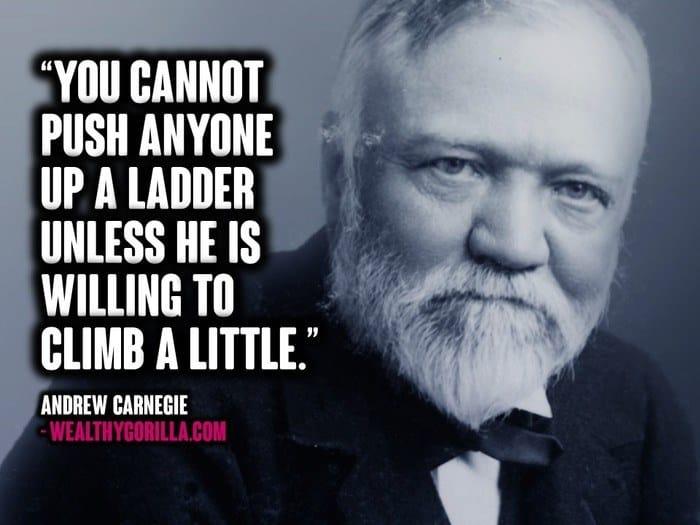 Andrew Carnegie Quotes (1)