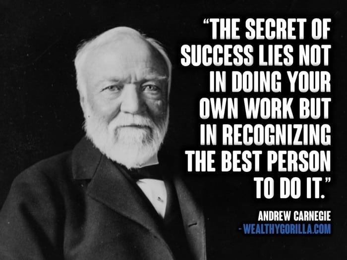 Andrew Carnegie Quotes (2)