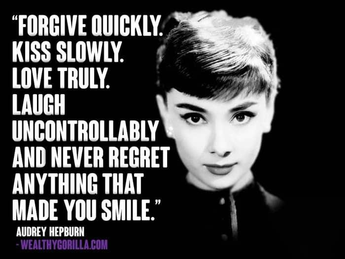 Audrey Hepburn Quotes (1)